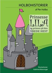 Prinsesse Lila både som P- bog OG E-bog